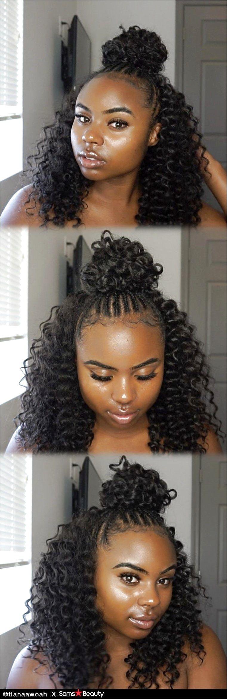 Freetress Synthetic Hair Crochet Braids Beach Curl 12 Cute Hairstyle Braidedhairstyle Click Now F Hair Braid Diy Braids For Long Hair Black Hairstyles Crochet