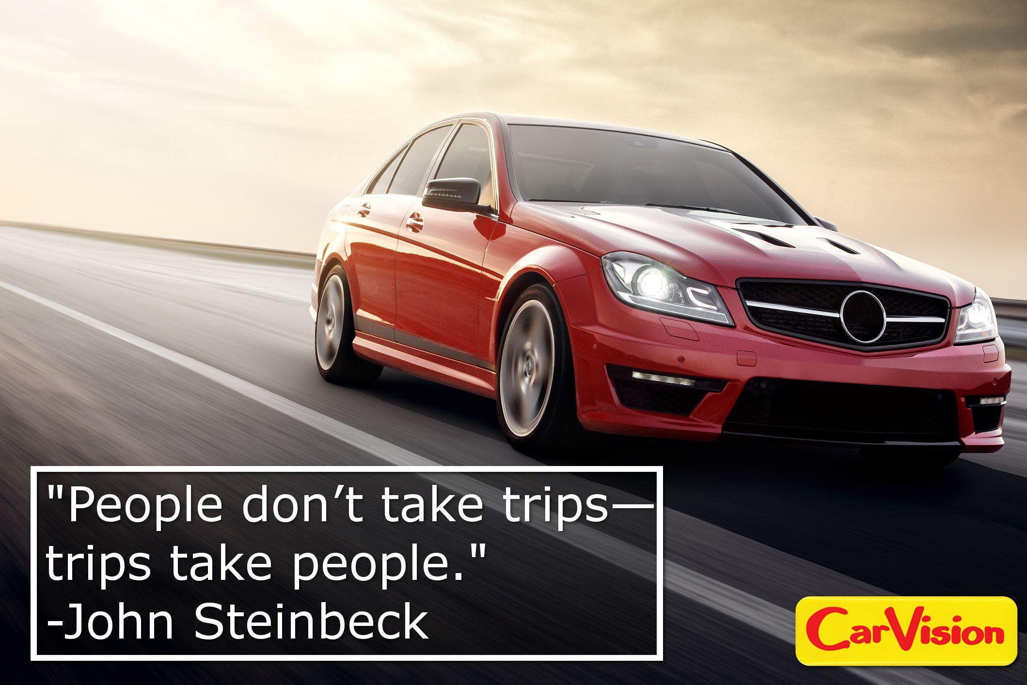 People Don T Take Trips Trips Take People Red Sports Car Car Insurance Car