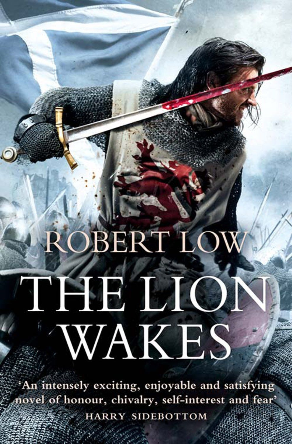 Robert Low The Lion Wakes (the Kingdom Series Book 1)