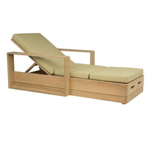 Poolside Elevated Chaise