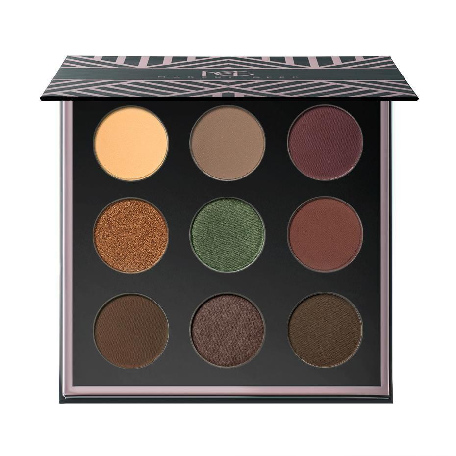 Fall Harvest Eyeshadow Palette In 2020 Eyeshadow Makeup Geek Non Toxic Makeup Brands