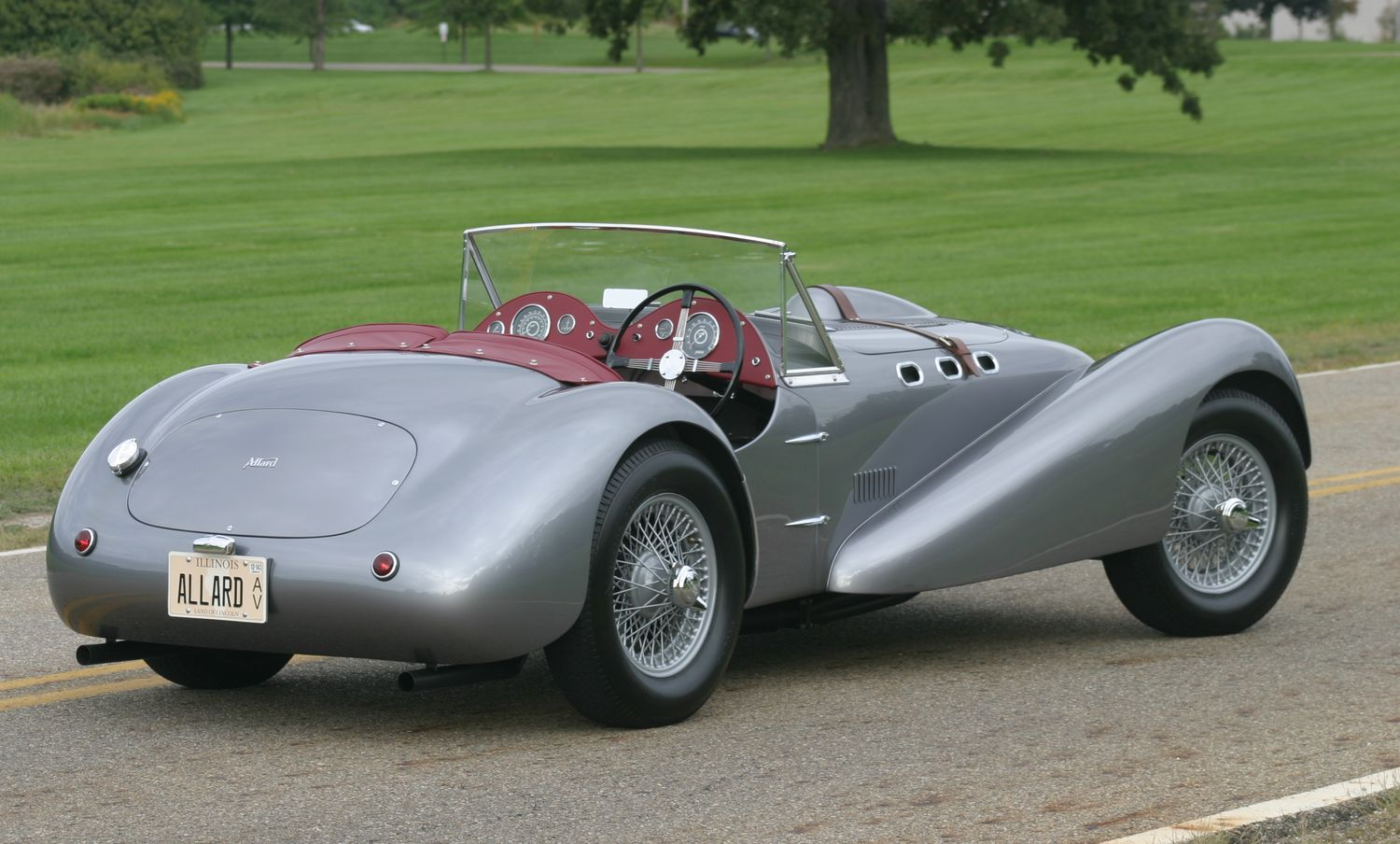 Vintage Sports And Racing Cars Pictures.