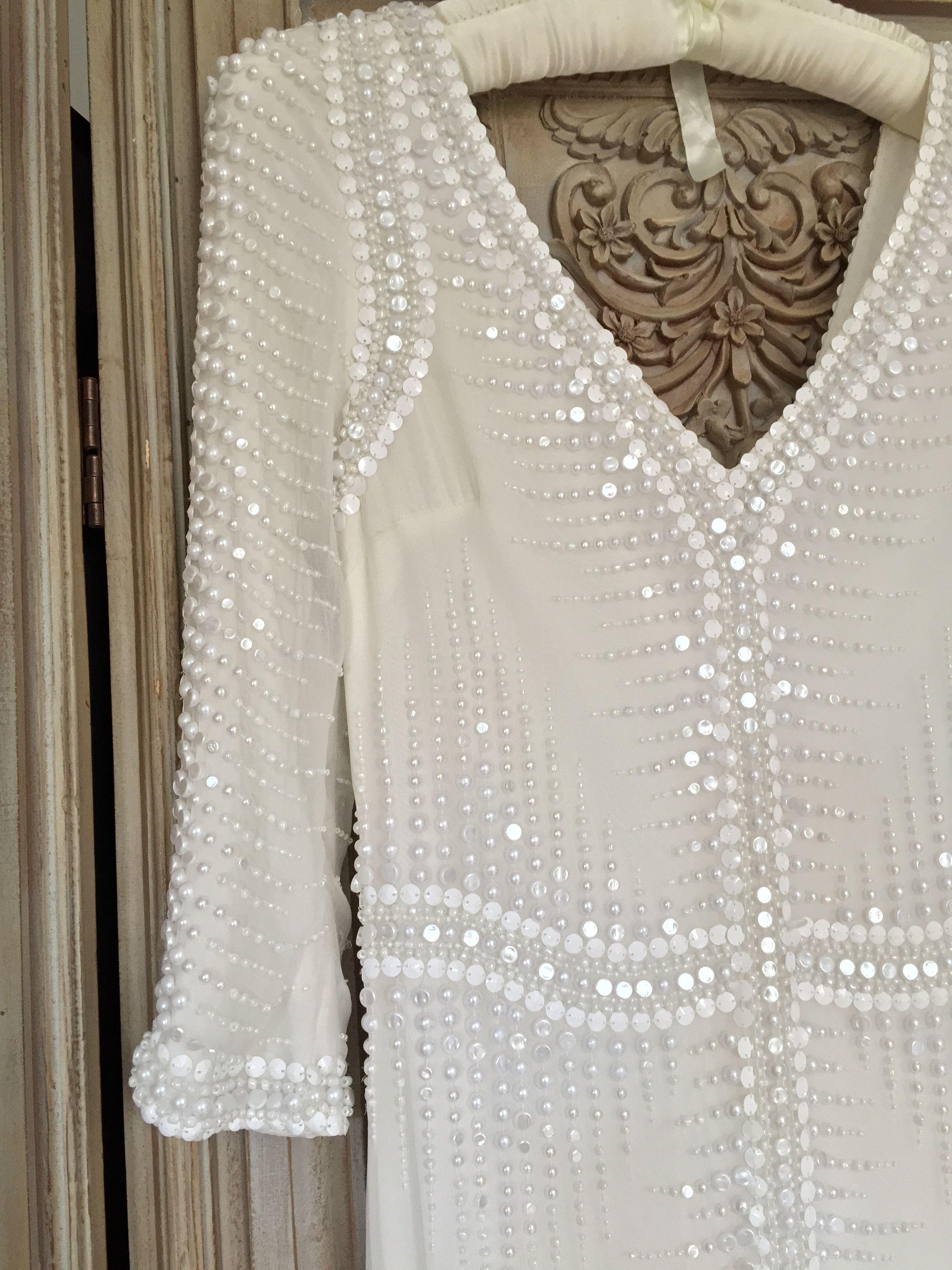 Eliza Jane Howell 'Pearl' £995 #elizajanehowell #pearl #sample #sampleweddingdress #weddingplanning #bride #bridetobe
