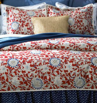 RalphLauren Com Home Comforters Cote D Azur Flower Comforter   Stylehive