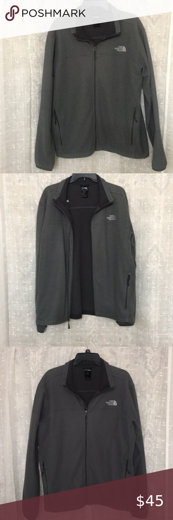 The North Face Mens Jacket Mens Size Large Great Used Condition The North Face Jackets Coats North Face Jacket Mens The North Face North Face Mens [ 1740 x 580 Pixel ]