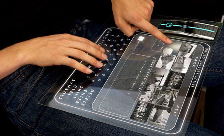 8) 10 Amazing Futuristic Computers 8) Computers