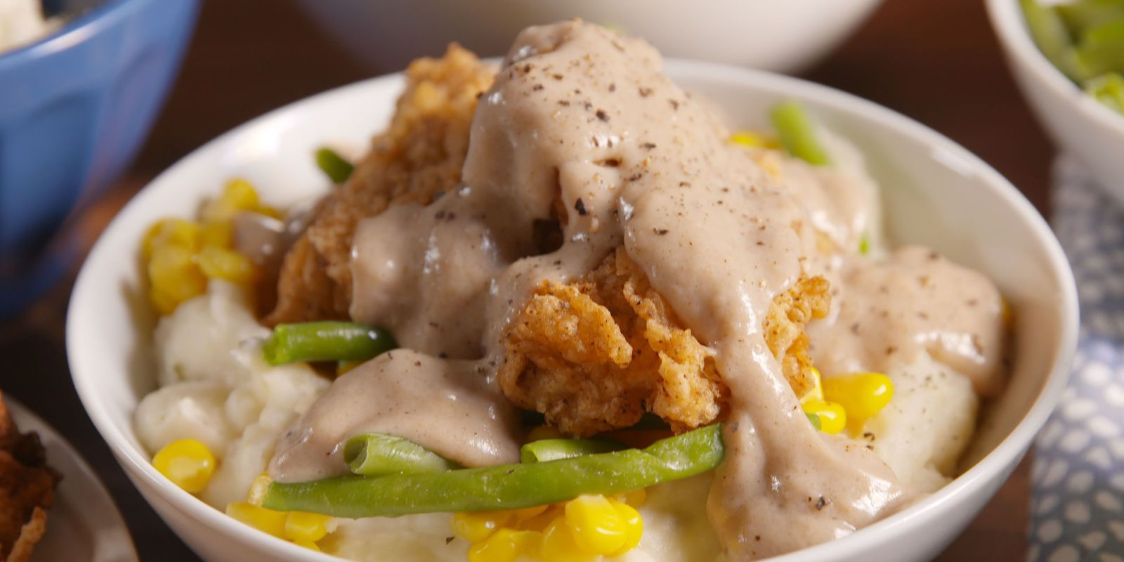 A Serious Time-Saving Hack To Making These Chicken Fried Steak Bowls Chicken nuggets are great, but have you ever tried chicken-fried steak nuggets?!Days Like These  Days Like These may refer to: