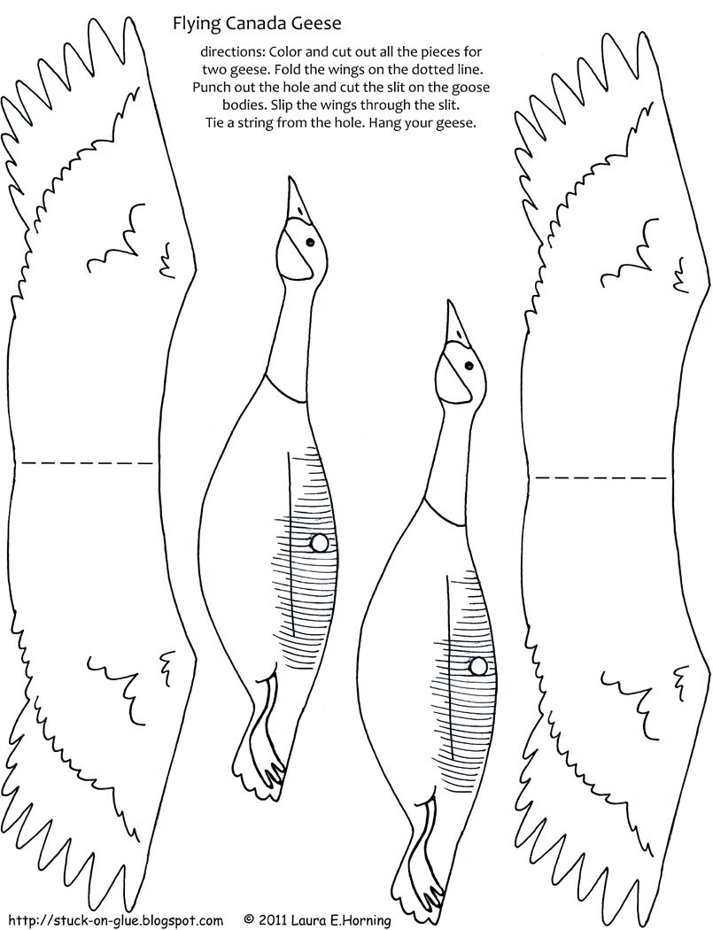 Give Your Octopus a Paintbrush (or 8): Printable: Flying
