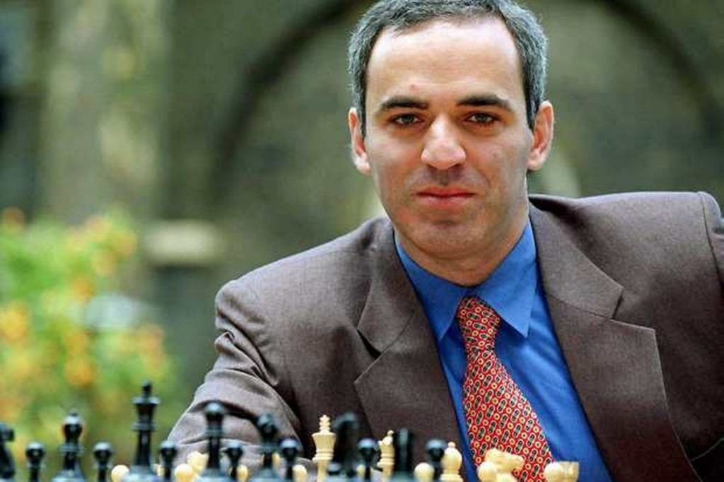 Garry Kasparov - Highest IQ
