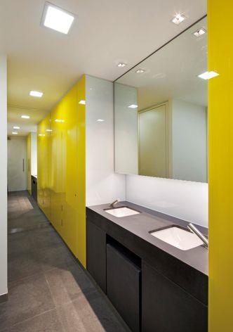 office building in soho wilkinson eyre architects baños oficina