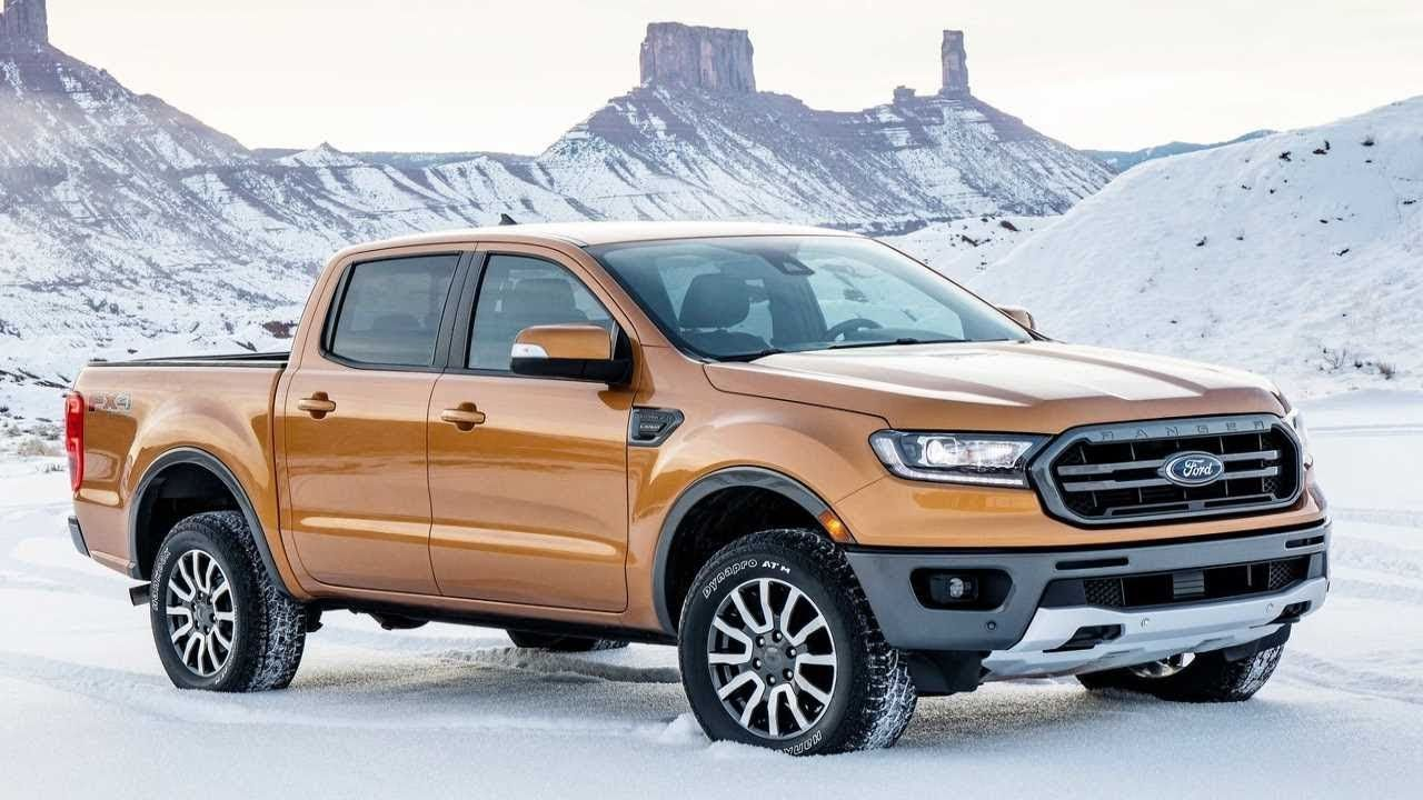 2019 Ford Ranger More