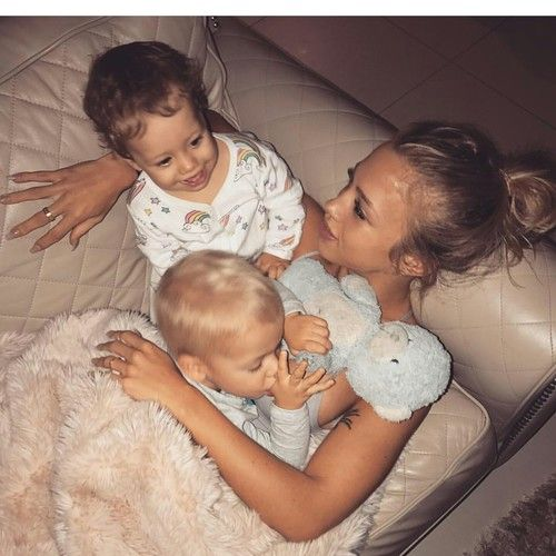 baby, kids, and tammy hembrow image | Mom dad baby, Dad ...