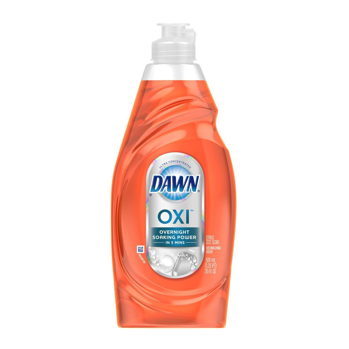 Amazon Com Dawn Oxi Ultra Concentrated Dishwashing Liquid Citrus Zest Scent 20 Oz Pack Of 3 Health Dishwashing Liquid Dishwasher Diy Makeup Brush Cleaner