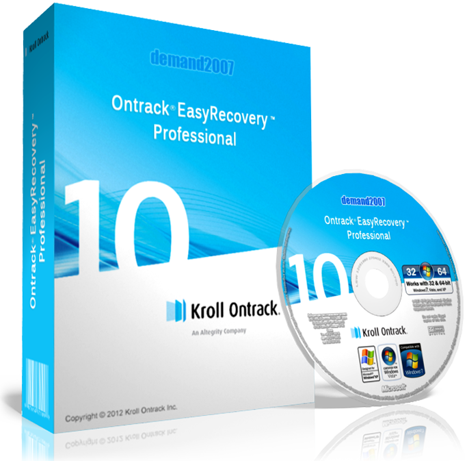 Ontrack EasyRecovery Professional 6.21 Portable + RePack