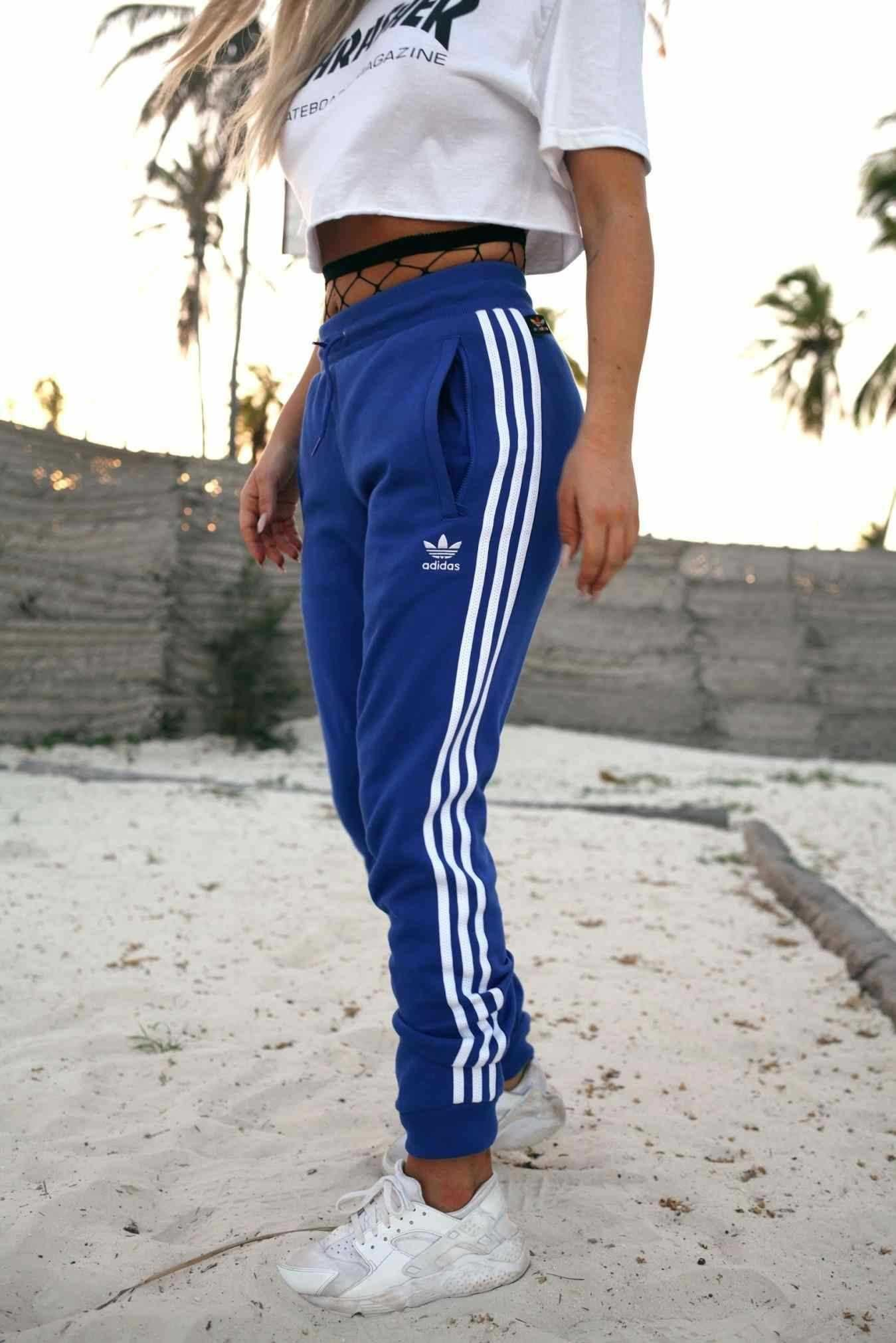 This outfit is a need!! | Calças adidas, Looks adidas