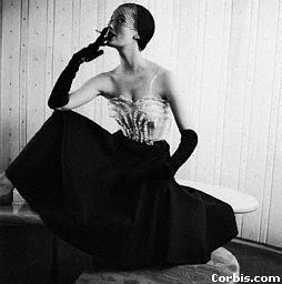 Mary Jane Russell..1951 couture