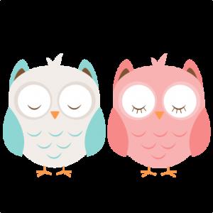 Boy And Girl Owls Freebie Ilustracion De Bebe Ilustraciones