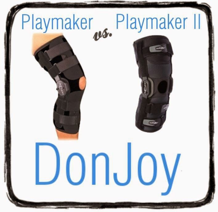 8bc2db4eea DonJoy Playmaker vs. DonJoy Playmaker II Knee Brace. Which is better for you ?