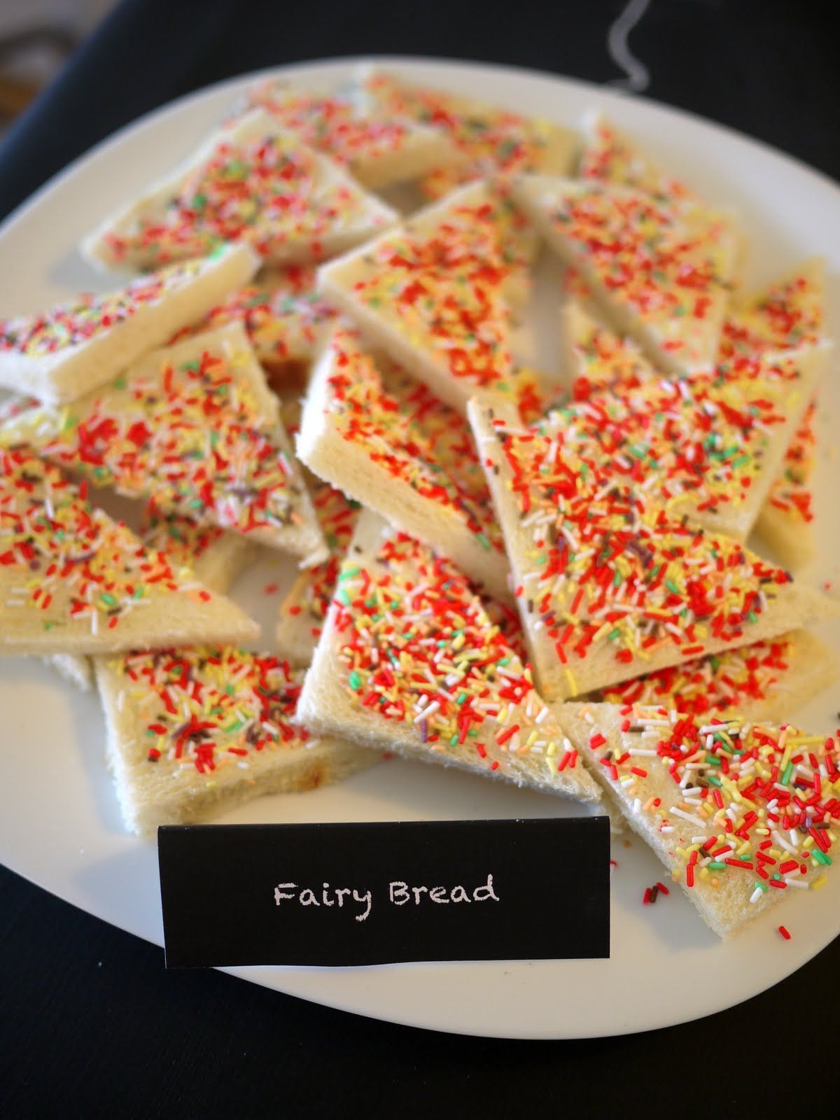 The Kiwi Birthday Party New Zealand Food Food Fairy Bread