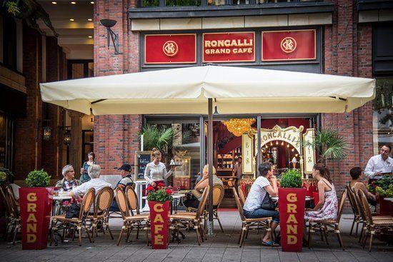 Retro Roller Tour Hamburg Direkt beim Levantehaus findest du das - hamburger küche restaurant