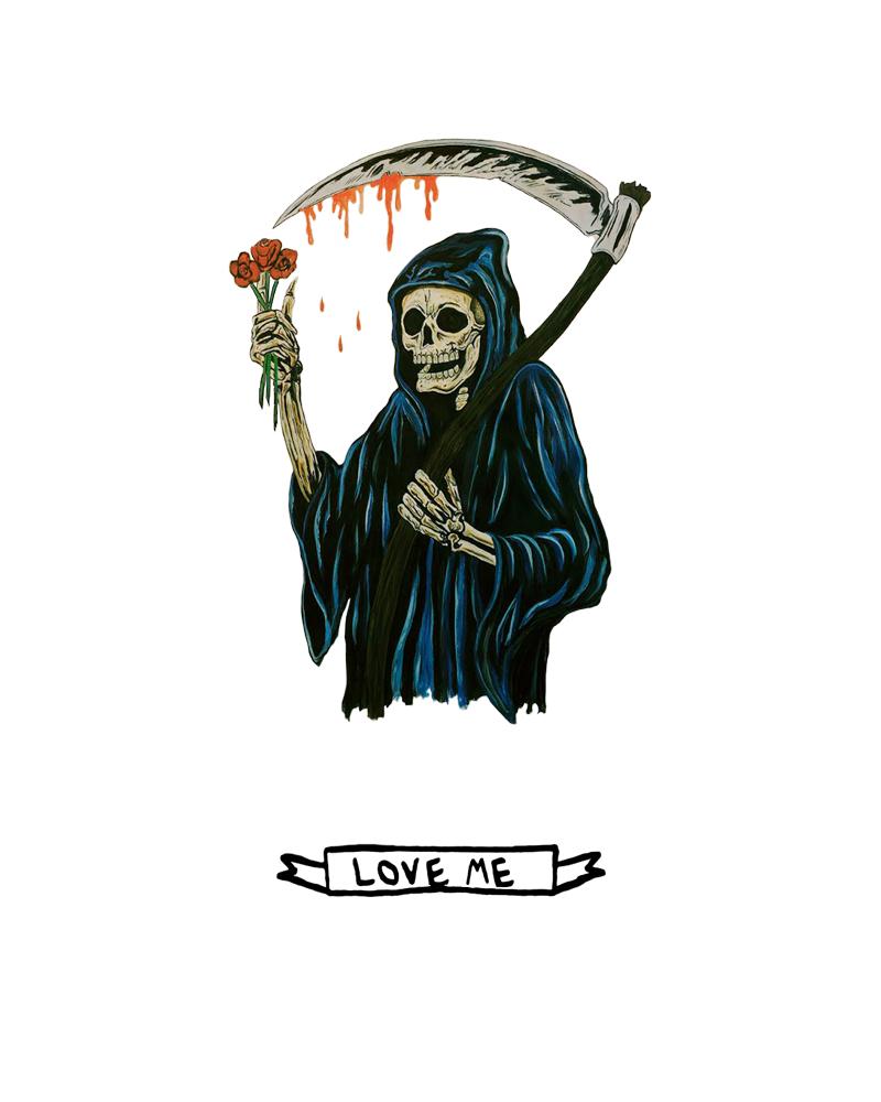 Pin By Dunkeroni On Ending It Grim Reaper Tattoo Reaper Tattoo Grim Reaper Art