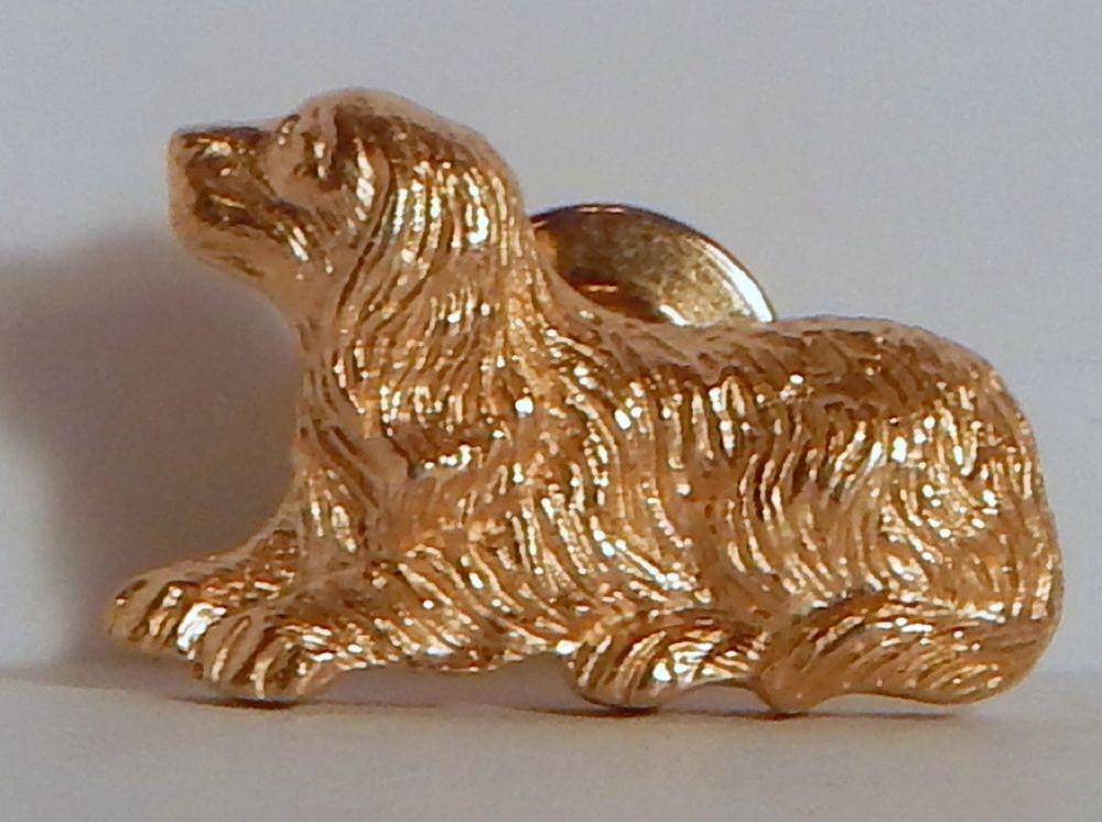 Avon My Favorite Pet Pin Choice Of Cocker Spaniel Dachshund Poodle Or Sheep Dog 1984