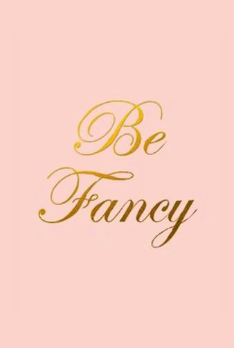 Pink And Gold Be Fancy Pink Pinterest Pink Pink And