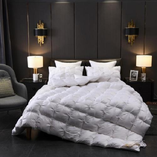 Goose Down Comforter Set Down Comforter Duvet Comforters King Size Comforters