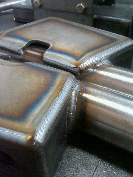 Mig Welded Welding Projects Metal Working Welded Metal Projects