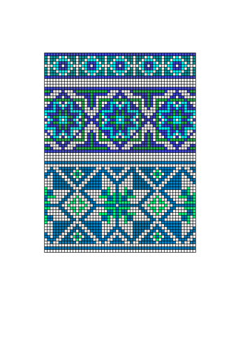 Fair Isle Graph | Projects to Try | Pinterest | Tapestry, Tapestry ...