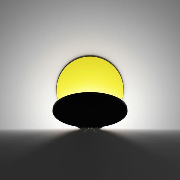 Eclipse Lamp by Sergey Buldygin Neon Pinterest