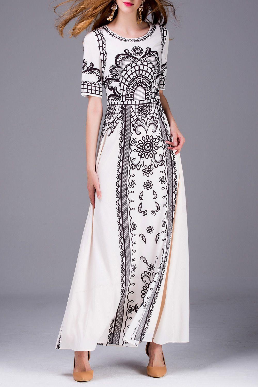 Beaded Embellished Patterned Dress Beaded Maxi Dress Maxi Dress Pattern Maxi Dress