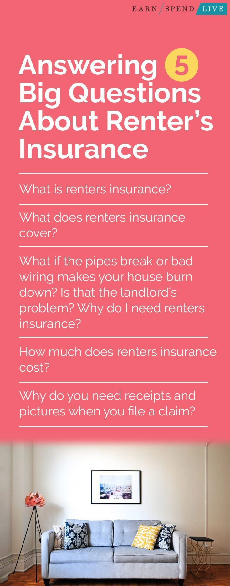 Renters insurance explained is it worth it renters