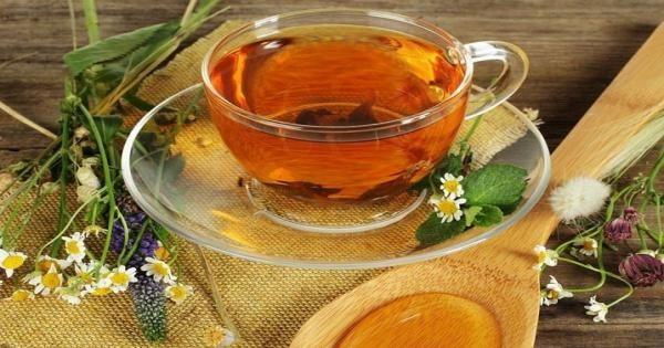 чай с уксусом