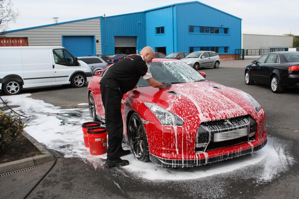 Ten Ways to Make a Vehicle Last - 8. Wash and wax it ...
