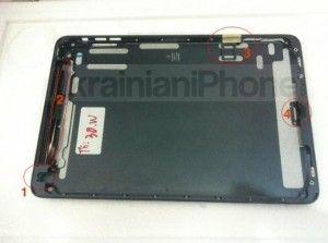 awesome Rumors: New iPad Mini Pics Show Black Aluminum, nano-SIM card