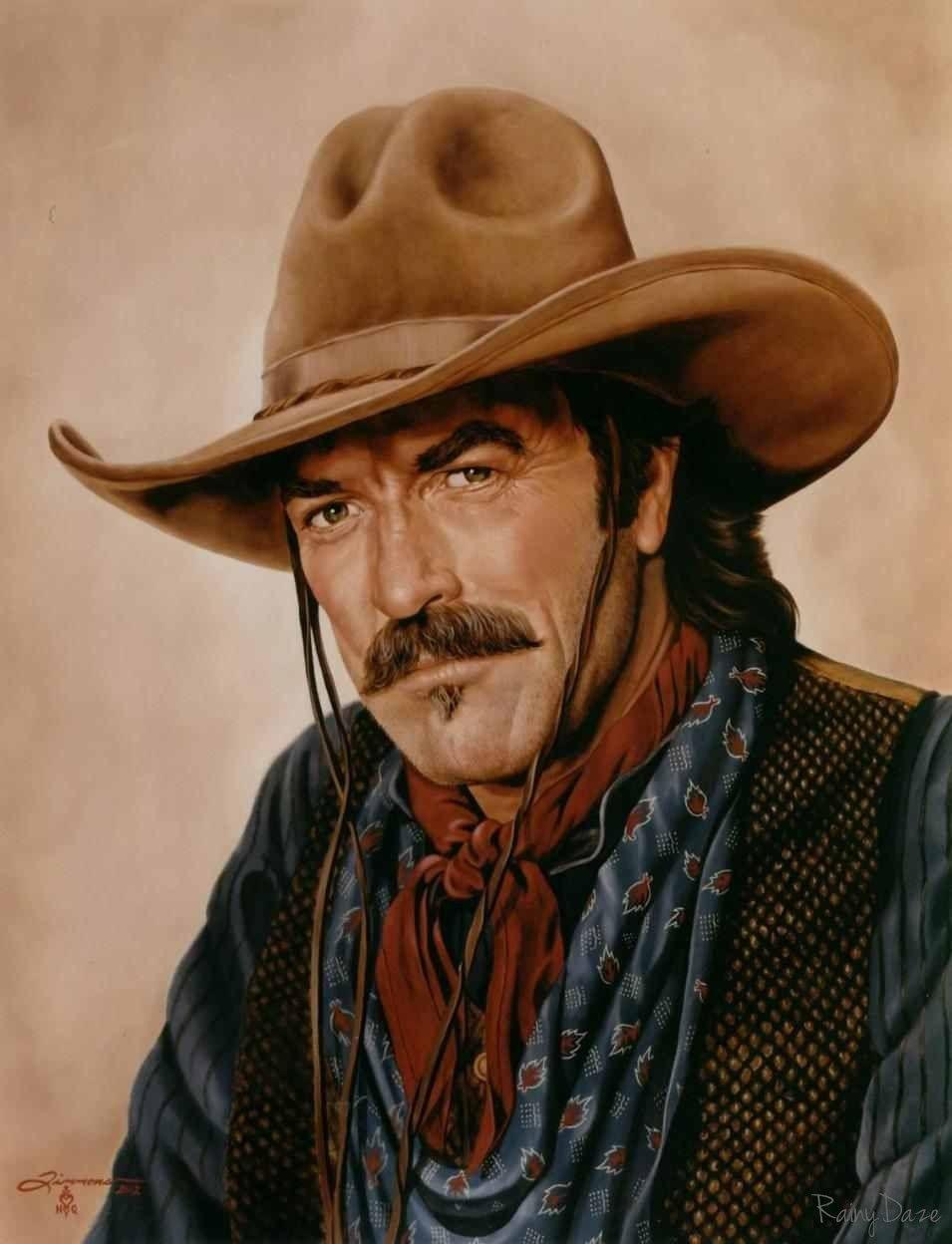 6b72d6a7f625d Estern Cowboy Hat Movie Prop Gre See Clint Eastwood Filming ...