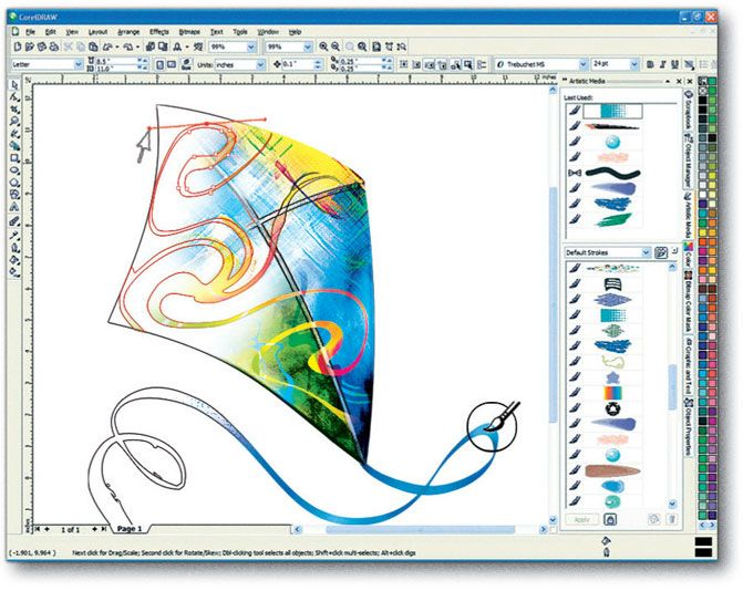 Tips For Designing Sticker Logos In CorelDraw | Places to Visit ...
