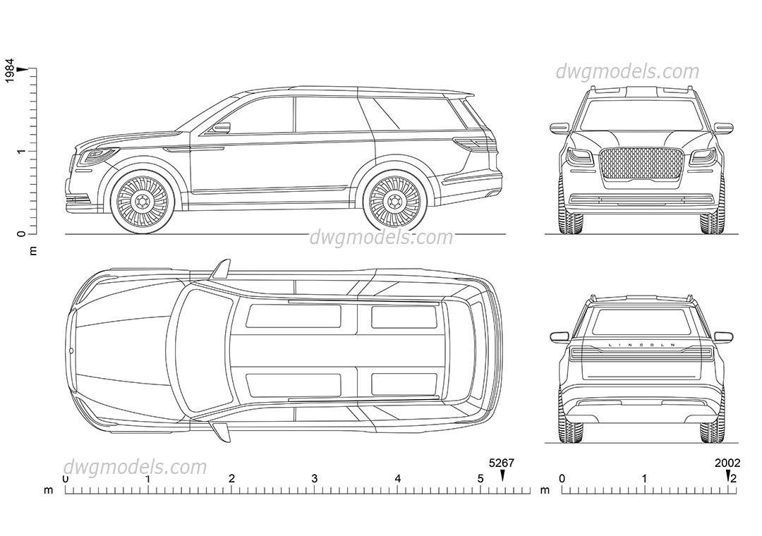 Lincoln Navigator 2018 Prototype Lincoln Navigator Car Drawings Lincoln Cars