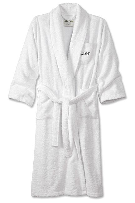 28e699dbb1 Our full-length Turkish towel robe is made from thick