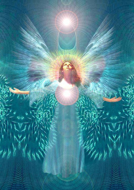 Your angels & guides are with you and you will receive a message. Let it happen.