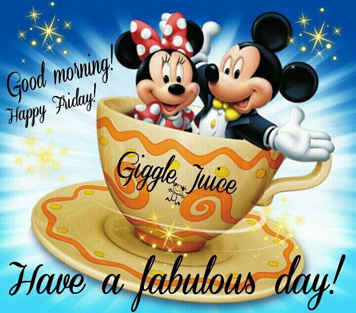 Good Morning Good Morning Happy Friday Cute Good Morning Happy Friday
