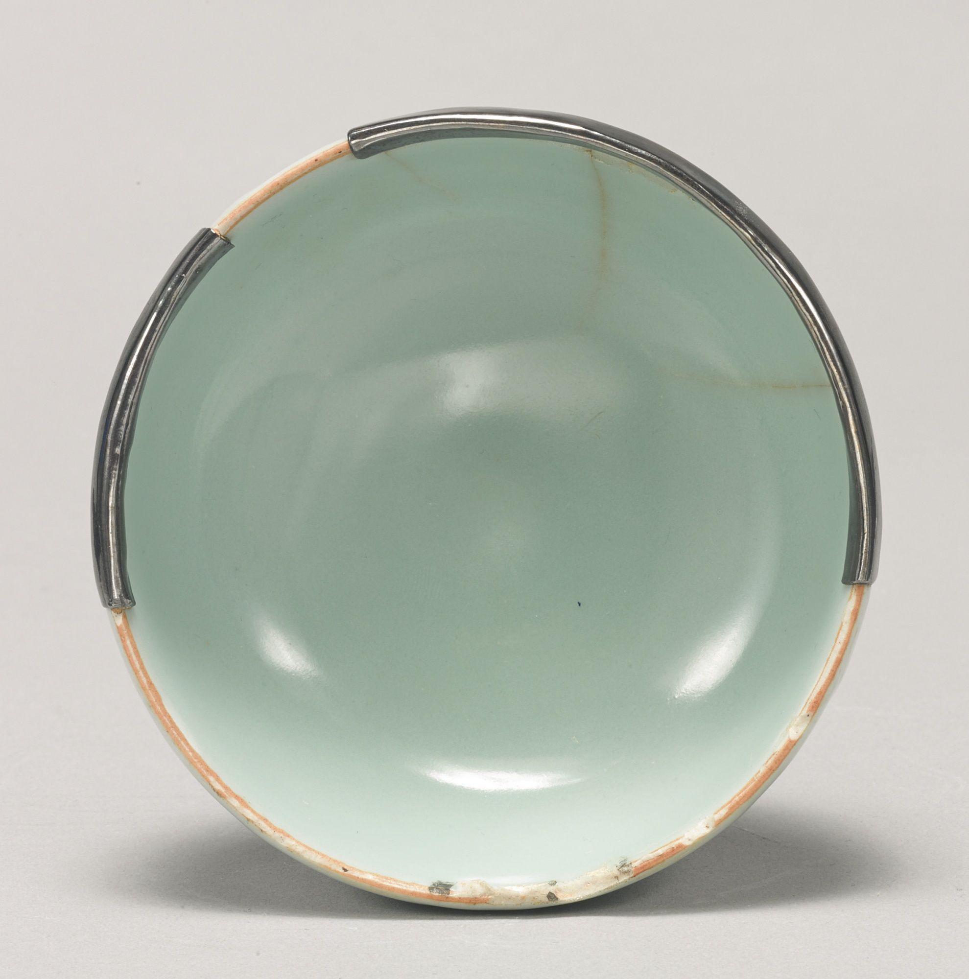 A 'Longquan' celadon 'lotus' bowl, Southern Song Dynasty