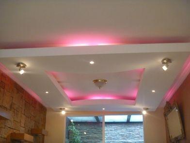 Instalacion dise o en gypsum fibro cemento y cielo raso for Modelos de techos de yeso