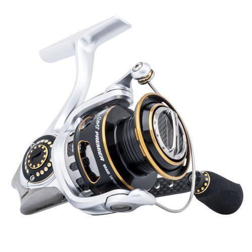 Abu Garcia Revo Premier Spinning Reel 20, 6.21 Gear Ratio