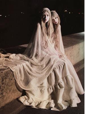 Creepy sisters