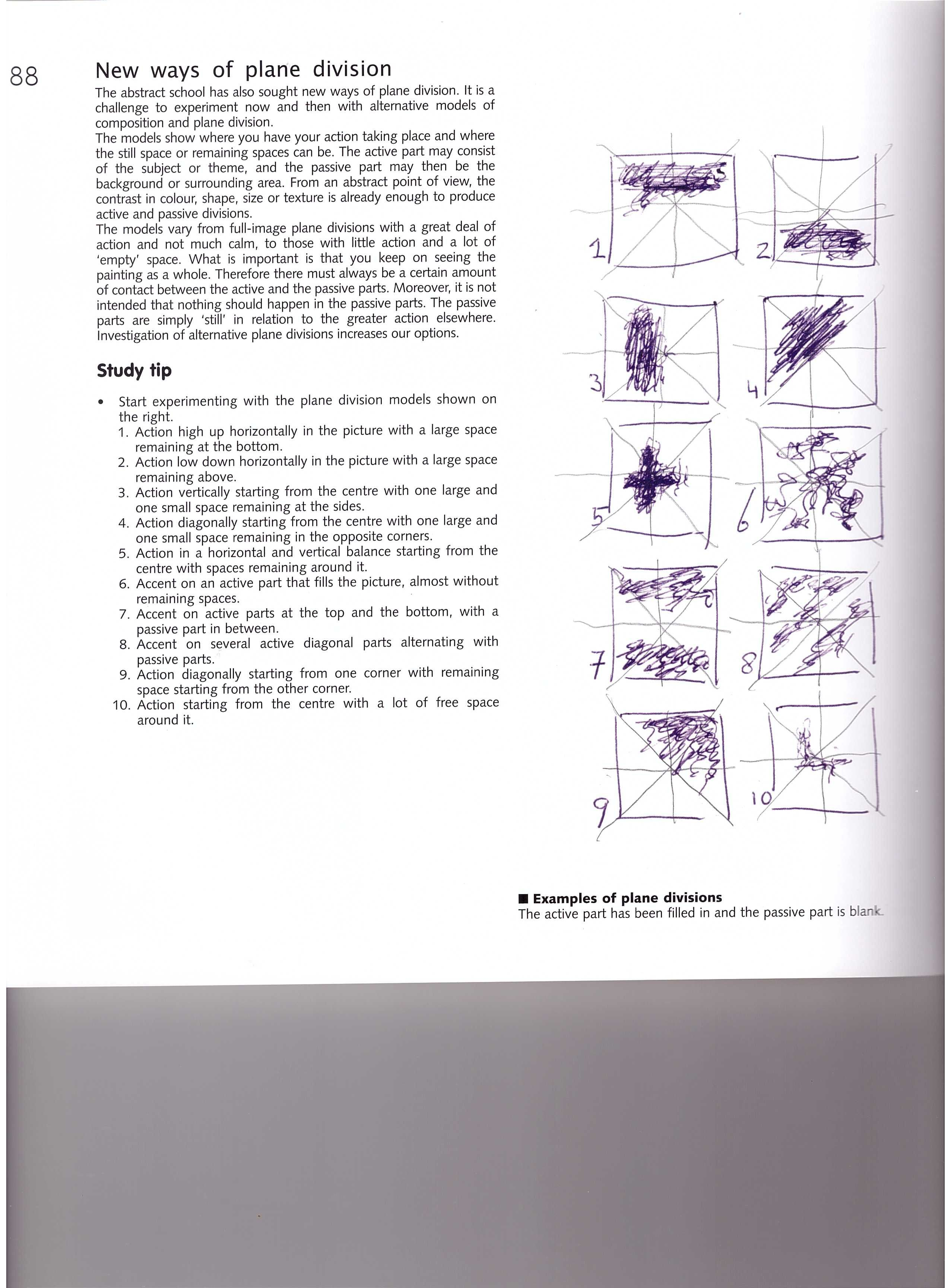 page 88 The art of abstract painting Rolina van Vliet