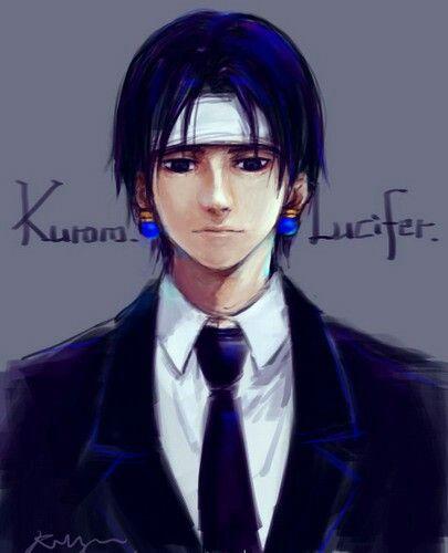 Kuroro Lucifer Hunter X Hunter By Dhax29 On Deviantart: Kuroro Lucifer By Kugukiugu