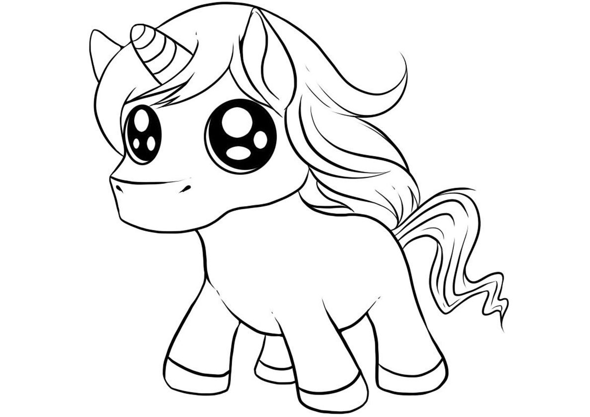 Surprised Eyes High Quality Free Coloring From The Category Unicorn More Printable Pictures On Ou Unicorn Coloring Pages Coloring Pages Free Coloring Pages