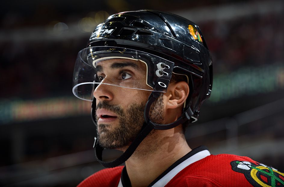 Johnny Oduya - Chicago Blackhawks